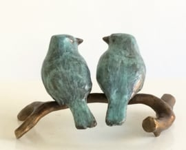 Together - Bronzen beeld serie Samen