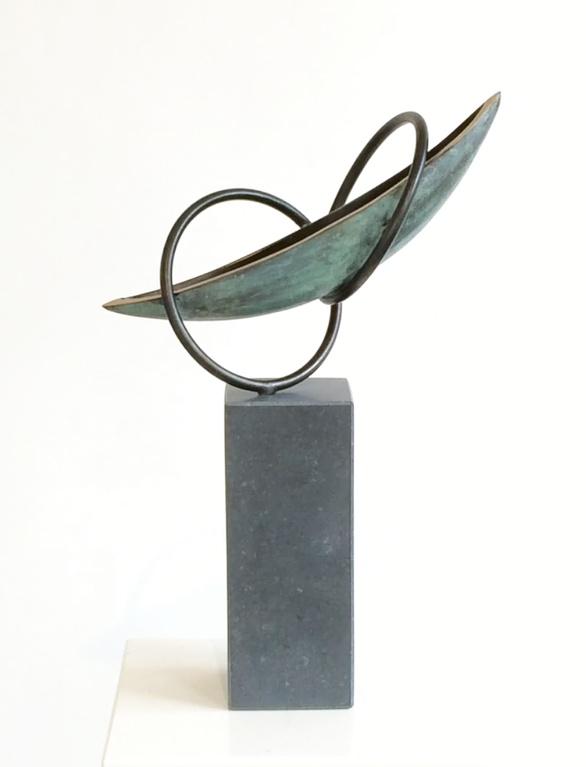 Bronzen beeld  huwelijk - Verbondenheid