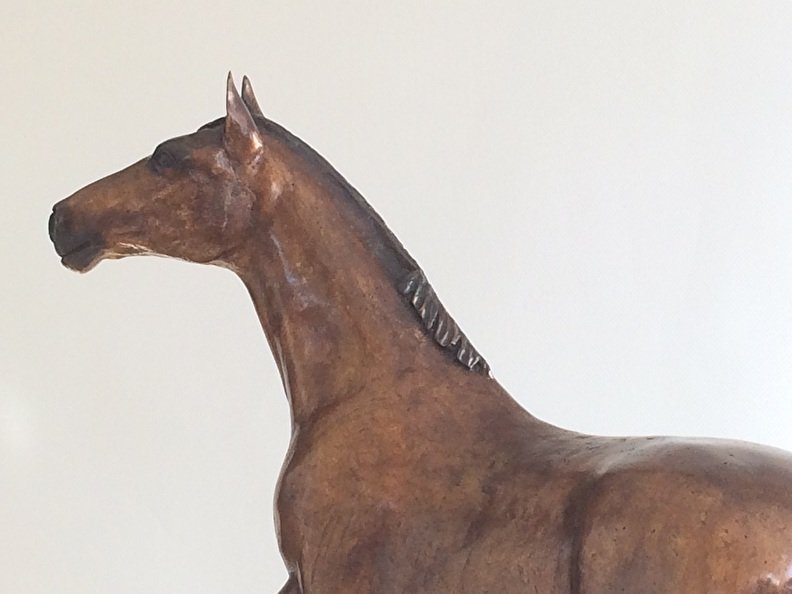 paard beeld