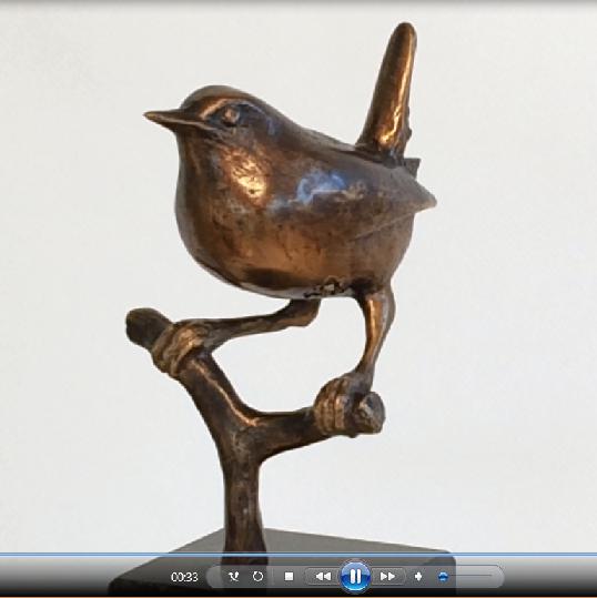 Galerie bronzen beelden - jubileum en afscheid
