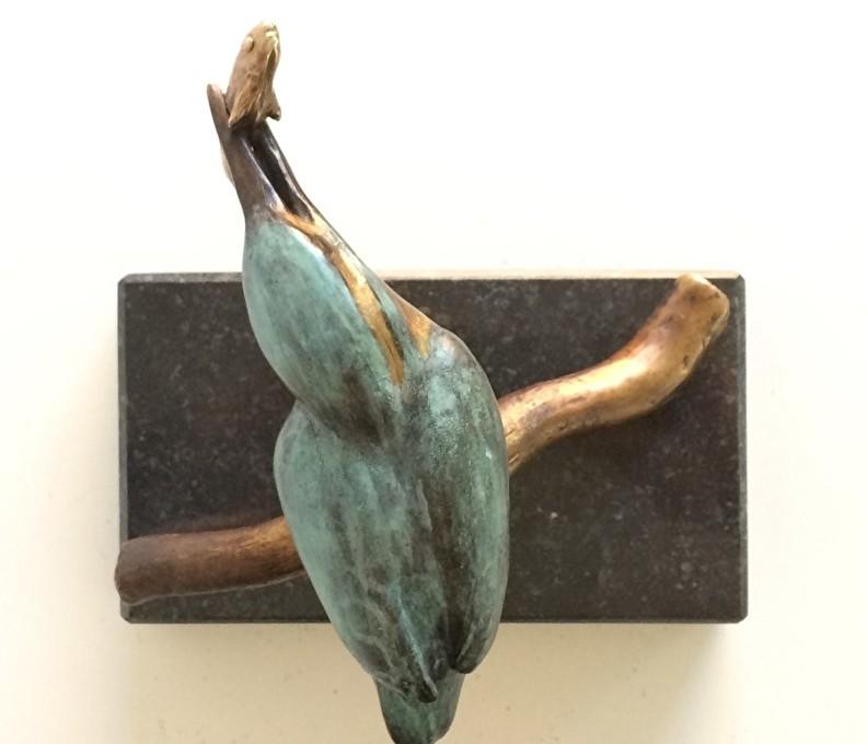 Bronzen beeld - cadeau voor geliefde