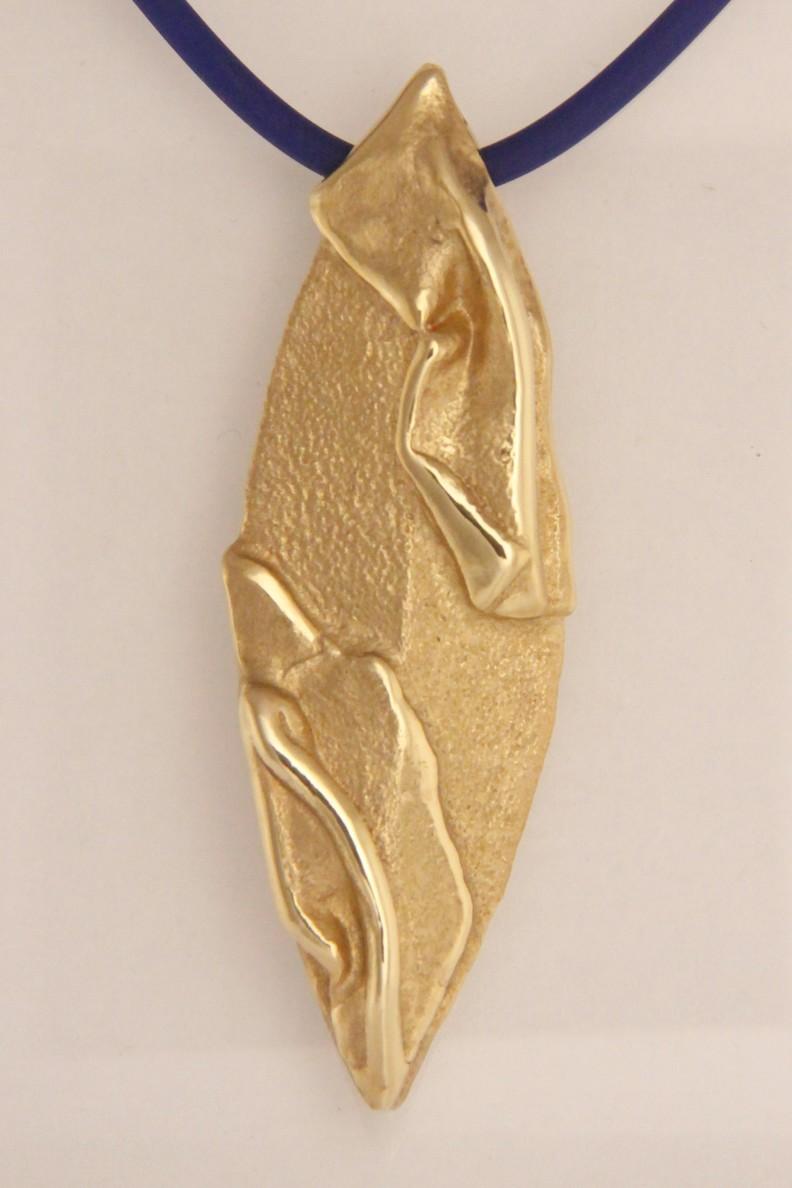 Sieraden by JOS verguld brons - ring Secret Me