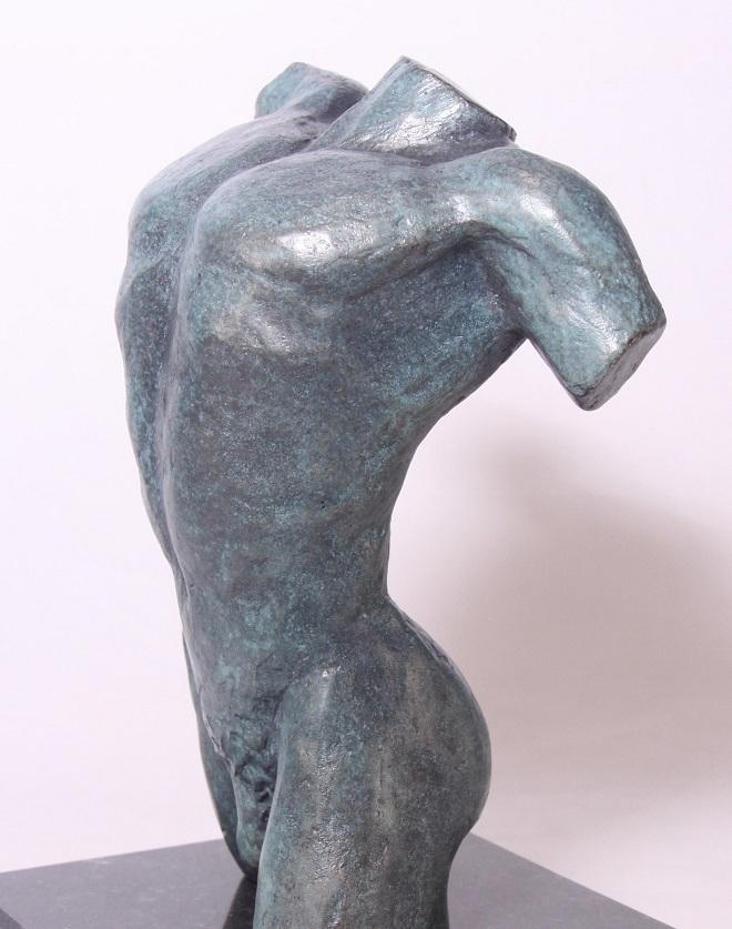 Mannenbeelden en torso's