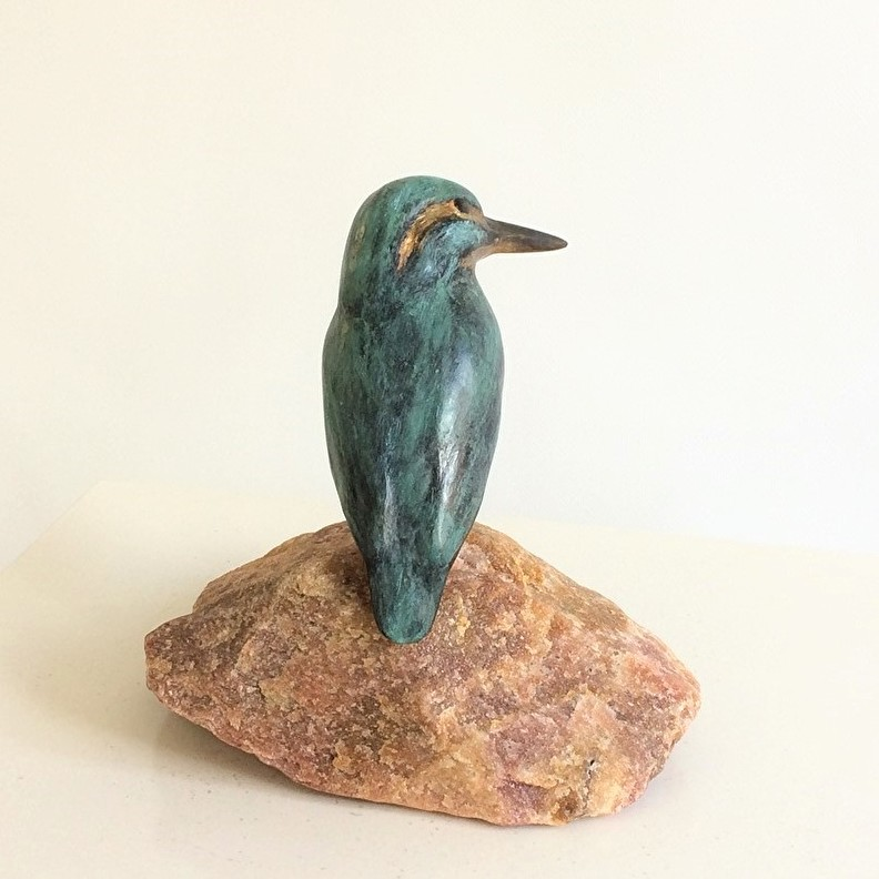 cadeau verjaardag 50 jaar - vogelbeeld
