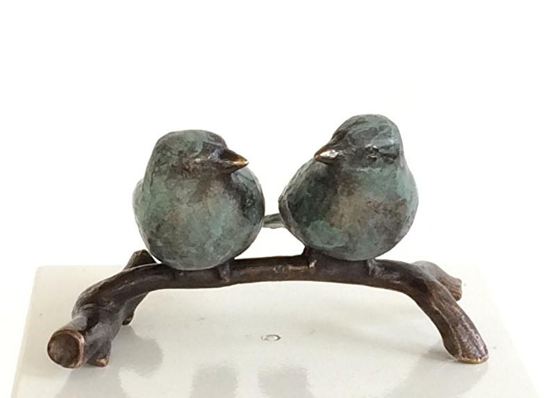 Together Bronzen Beeld Serie Samen Huwelijk En