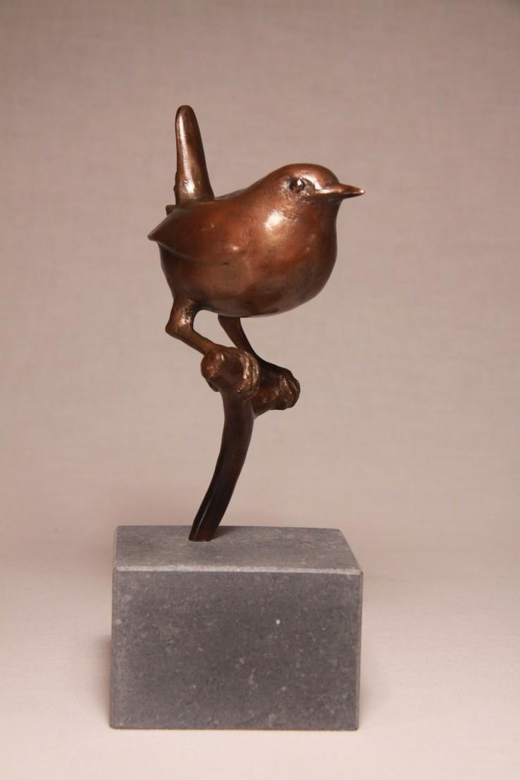 Bronzen beeld als gedenkteken
