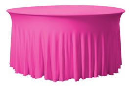 Tafelhoes Grandeur ø150 cm Pink