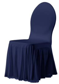 Stoelhoes Siesta Navyblauw