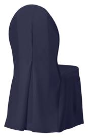 Stoelhoes Royal Navyblauw