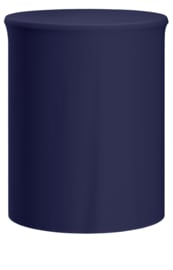 Statafelhoes Salsa Blauw ø85 cm