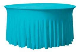 Tafelhoes Grandeur ø150 cm Turquoise
