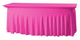 Tafelhoes Grandeur 183 x 76 cm Pink