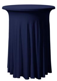 Tafelhoes Grandeur 183 x 76 cm Navyblauw
