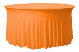 Tafelhoes Grandeur ø150 cm Oranje