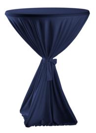 Statafelhoes Garden Navyblauw ø70-85 cm