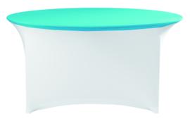 Topcover Symposium ø120-122 cm Turquoise