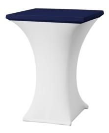 Topcover Rumba 80 x 80 cm Navyblauw