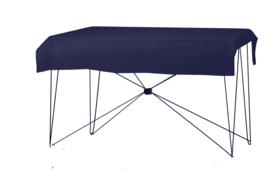 Tafelkleed 190 x 130 cm. President Navyblauw