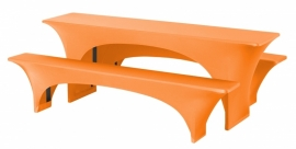 Bankethoezenset Fortune Oranje