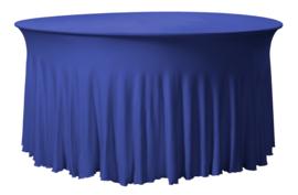 Tafelhoes Grandeur ø150 cm Blauw
