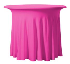 Tafelhoes Wave Bistro ø85 cm Pink