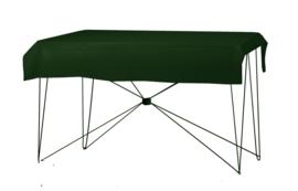 Tafelkleed 190 x 130 cm. Poly Jersey Groen