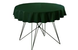 Tafelkleed ø220 cm. Poly Jersey Groen
