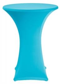 Statafelhoes Samba Turquoise met topcover