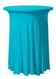 Statafelhoes Wave turquoise