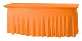 Tafelhoes Grandeur 183 x 76 cm Oranje