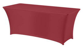 Tafelhoes Symposium 183 x 76 cm Bordeaux