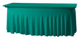 Tafelhoes Grandeur 183 x 76 cm Groen