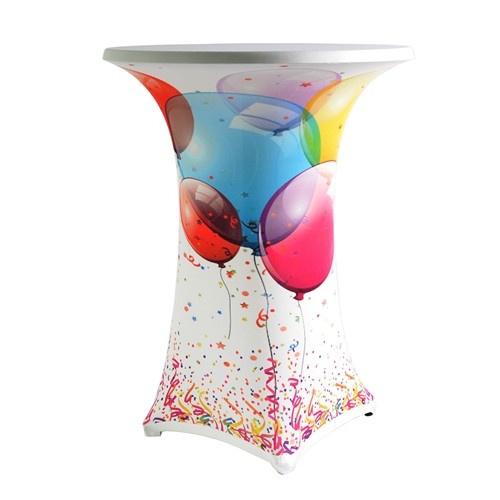 Statafelhoes Samba Ballonnen - Feest
