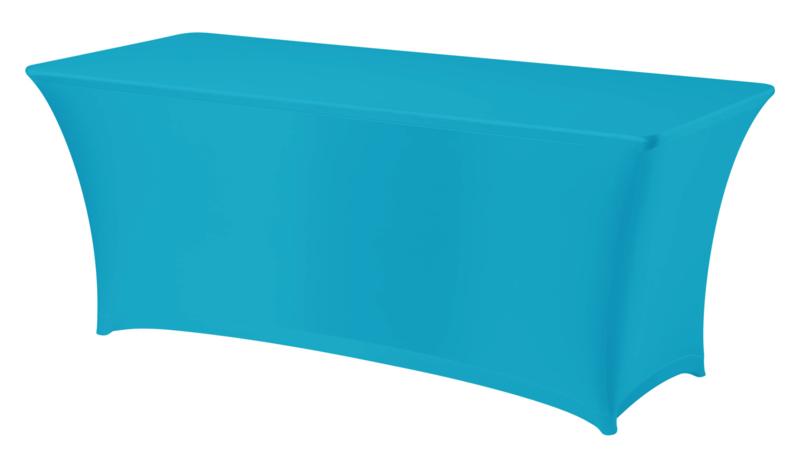 Tafelhoes Symposium 183 x 76 cm Turquoise