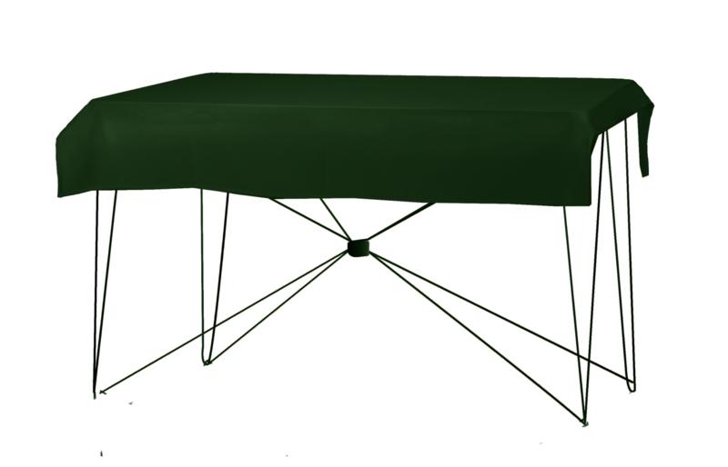 Tafelkleed 170 x 130 cm. Poly Jersey Groen