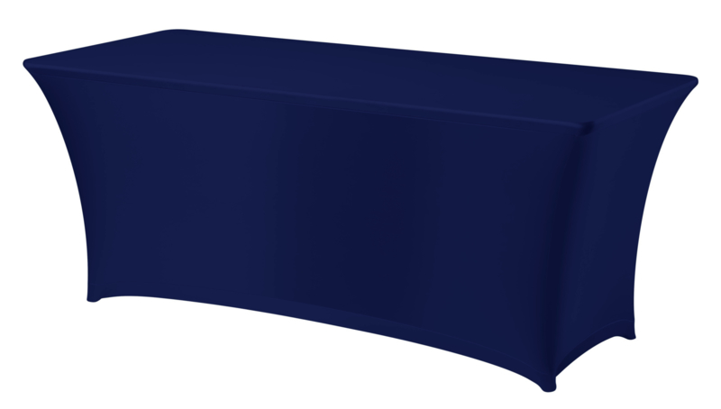 Tafelhoes Symposium 183 x 76 cm Navyblauw