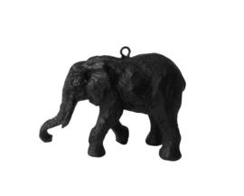 Hanger olifant zwart