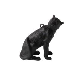 Hanger panter zwart
