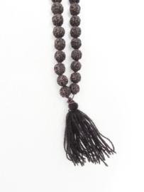 Woonketting Prayer zwart