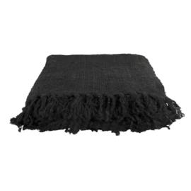 Plaid katoen - Mellow zwart