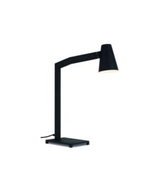 Tafellamp Biarritz zwart