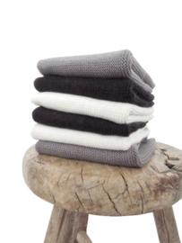 Handdoek gebreid  40 x 60