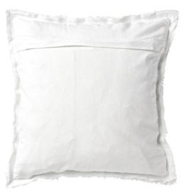 Kussen Sneeuw wit 60 x 60