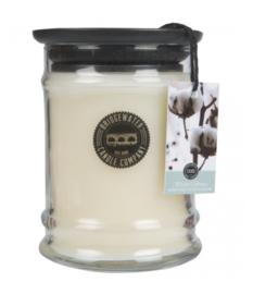 Bridgewater geurkaars White Cotton S