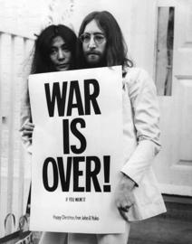 Poster John & Yoko