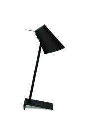 Tafellamp Cardiff zwart T/W