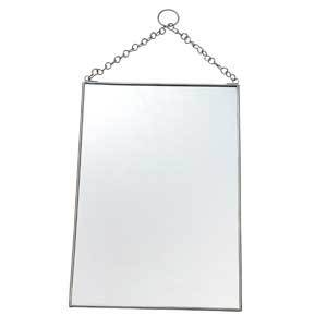 Madam Stoltz Hanging mirror