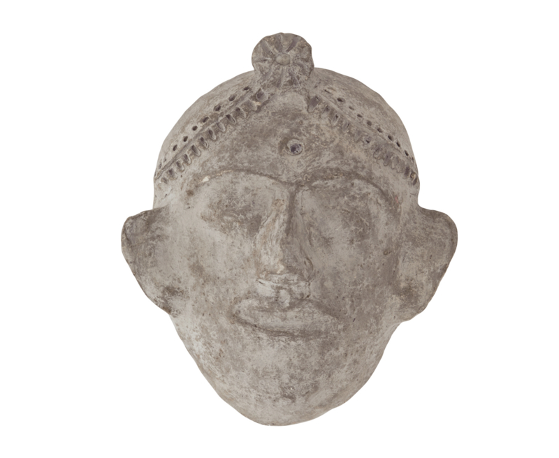 Masker papier maché