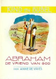 Vries, Anne de-Abraham de vriend van God