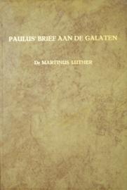 Luther, Maarten-Verklaring van de Brief aan de Galaten